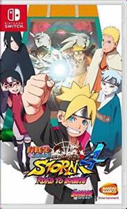 Naruto Shippuden Ultimate Ninja Storm 4: Road To Boruto NSW (Nintendo Switch)...