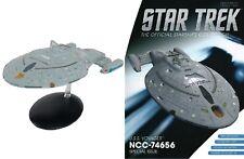 STAR TREK Official Starships Mag Oversized XL Ed #5 USS VOYAGER NCC-74656