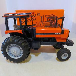 Ertl Deutz-Allis 9150 Tractor Orange&Blue Col. Ed.   1/16  DA-2228DA-B
