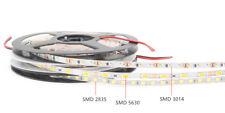 12V 5M 600LED 120LED/M 5630 2835 3014 LED Flexible Strip white Super Bright