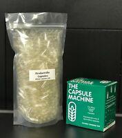 1000 Empty Gelatin Capsule Size 00 + Capsule machine 00