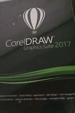 Corel draw graphics suite 2017 NEW!