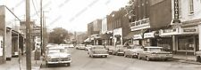 "Piedmont, Alabama 1959 Historic Vintage Sepia Photo Reprint 5x14"" FREE SHIPPING!"