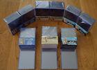 "Ultra Pro 5/10/25/50/100 Regular Premium Thick Toploader 3""x4"" für Yu-Gi-Oh!Toploader-Hüllen & Kartenhalter - 259149"