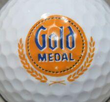 (1) Gold Medal Snacks Pretzels Logo Golf Ball