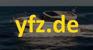 yfz.de (Yachtfinanzierung) - drei stellen de Domain - dreistellig - Buchstaben