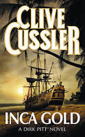 **NEW PB** Inca Gold by Clive Cussler - Buy 2 & Save