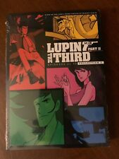 Lupin the 3rd: Part II Collection 2 DVD 41-79 Discotek Official Release