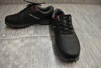 New Balance Striker NBG2005BRD Golf Shoes, Men's Size 10.5 2E, Black