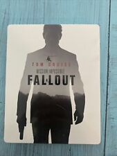 mission impossible fallout 4k steelbook