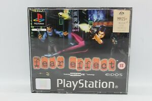 FEAR EFFECT PS1 GAME COMPLETE LIKE NEW - PAL - FREE POSTAGE