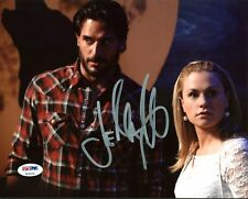 Joe Manganiello True Blood Authentic Signed 8X10 Photo Autographed PSA/DNA ITP