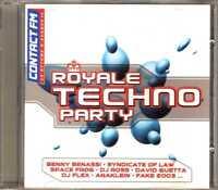 Compilation - Royale Techno Party Vol. 1 - CD - 2003 - Techno House Trance