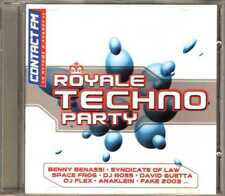 Compilation - Royale Techno Party Vol. 1 - CD - 2003 - Techno House Trance