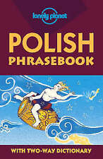 Lonely Planet Polish Phrasebook (Lonely Planet Phrasebook: India)-ExLibrary