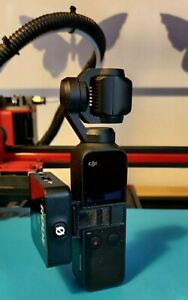 DJI Osmo Pocket Cold Shoe Mount Adapter Accessory Microphone Ease Of Use Hack