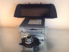 BMW OEM GENUINE CIC SAT NAV HDD SET F10 F11 F18 5 Series Professional Navigation