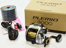 Shimano PLEMIO 3000 With PE Line #8(80lb)-200m Big GAME Electric Reel