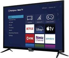 Westinghouse 32 Inch HD Wall Mountable  LED Smart Roku TV