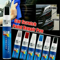 1X Auto Car Coat Paint Pen Touch Up Scratch Clear Repair Remover Applicator Tool