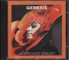 """GENESIS - RARO CD ITALY ONLY 1995 """" MOONLIGHT KNIGHT """""""