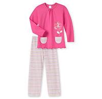 Schiesser filles pyjamas court taille 98 104 116 128 LINGERIE DE NUIT NEUF