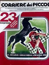 Corriere dei Piccoli 8 1978 Lupo de Lupis - Diario di Stefi - La PIMPA