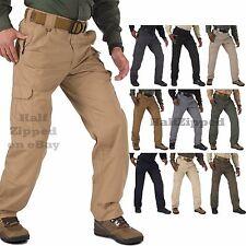 5.11 Tactical TACLITE PRO Pants Men's Cargo RipStop 74273 Waist 28 to 38