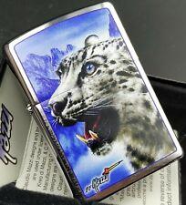 Zippo Mazzi  - SNOW LEOPARD / Schnee Leopard
