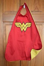 Wonder Woman Kids Superhero Cape/Costume