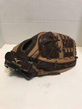 Mizuno Gfe 1251 Rht 12.5� Softball/Baseball Leather Glove Palm Soft