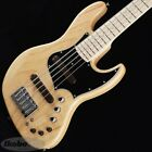 Xotic: XJ 1T 5string Ash (Natural/Maple) Electric Bass for sale