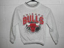 Vintage 80s 90s Chicago Bulls Sweatshirt Youth Small