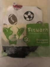 "New In Bag Fitwarm 12"" Jumpsuit Sports Balls Sz Extra Small Below $15.00 Retail"