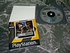 URBAN CHAOS Sony PlayStation 1