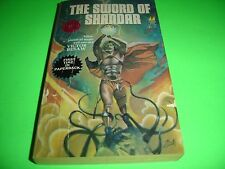 The Sword Of Shandar By Victor Besaw 1978 Paperback