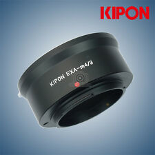 New Kipon adapter for Exakta EXA mount lens to micro 4/3 M4/3 camera Olympus EP1
