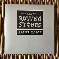 THE ROLLING STONES SAINT OF ME 2 tracks PROMO cd single