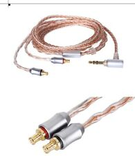 8-core braid BALANCED Audio Cable For Audio Technica ATH-CKR90 CKS1100iS/X