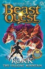 Beast Quest: 27: Rokk The Walking Mountain, Blade, Adam