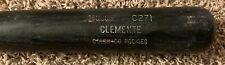 Edgard Clemente Colorado Rockies Game Used Bat LVS (Roberto Nephew) #12 Rare!
