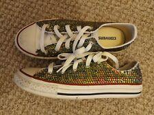 Converse Glitter tamaño del zapato 2.5 Adulto