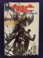 DC Batman: The Dark Knight, Vol. 2 # 23 (1st Print) Alex Maleev 1/25 Sketch Var