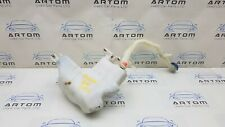 VW PHAETON 3D FRONT WINDSCREEN WASHER TANK RESERVOIR WITH PUMPS 3D0955453S