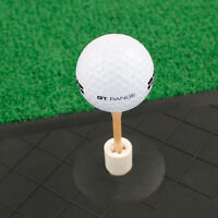 GOLF DRIVING RANGE RUBBER GOLF TEE LOK-T ADJUSTABLE FOR PRACTICE MAT TRAINING
