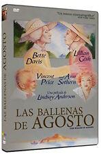 The Whales Of August - Las Ballenas De Agosto    (DVD)