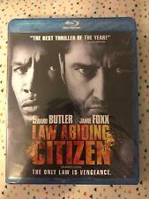 Law Abiding Citizen (Blu-Ray, 2010, Canadian)