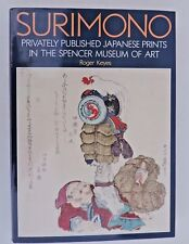 Surimono Privately published japanese prints in the Spencer Museum of Art Keyes