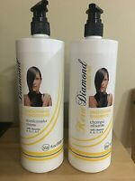 Kera Diamond Shampoo and Conditioner Sulfate Free Smoothing Alisante 32oz