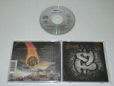 SAXON/SOLID BALLE OF ROCK(VIRGIN 261114) CD ALBUM